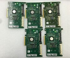 LOT OF 5 Dell Poweredge PCI-E SAS RAID Controller CR679 PERC 6/IR E2K-UCS-61-B