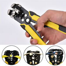 Automatic Wire Striper Cutter Crimper Stripper Pliers Terminal Tool NB