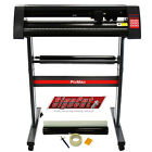 Vinyl Cutter Plotter Cutting Plotter Sign Maker & Weeding Kit, 720mm 28""