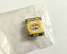 Marton Mere 2010 V.F.M Scooter Enamel Pin Badge- Mod- BSRA- Great Price