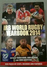 IRB World Rugby Yearbook 2014