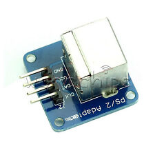 Adapter PS/2 PS2 Keyboard keypad Module for Arduino new