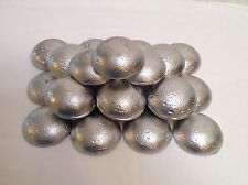 10 PDS+ PEWTER ROUNDS INGOTS FOR CASTING 95% TIN 4% ANTIMONY