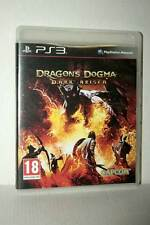DRAGON'S DOGMA DARK ARISER GIOCO USATO SONY PS3 EDIZIONE INGLESE PAL VBC 45643