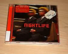 Album CD-PET SHOP BOYS-nightlife: NEW York City Boy...