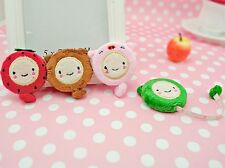 2x Cute Plush Tailor Cloth Sewing Measuring Measures Tape Measure 150cm Tool
