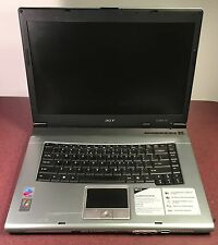 "Acer Travelmate 4100 Laptop For Parts or Rebuild - Good 15.4"" Screen - 4101WLMi"