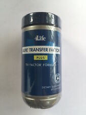 4LIFE Transfer Factor* PLUS (Tri-Factor) Formula (3 BOTTLES) FREE SHIPPING 05/18