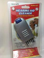 Acu-Life Health Enterprises Audio Kit Hearing Aid Cleaner