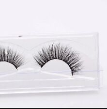 100% Mink False Eyelashes Like Lilly Lashes Huda Eudora Velour Unicorn Style