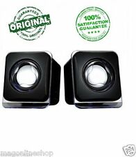 Terabyte E-02B USB Power Mini Portable Speakers for Laptop, Mobile,Tablet and PC