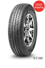 2 New ST225/75R15 E/10PR 117/112L JOYROAD ST100 Trailer Radial Tires ST225 75R15