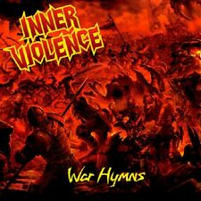 "Inner Violence ""War Hymns"" CD [PURE FUCKING OLD SCHOOL THRASH FROM COLOMBIA]"