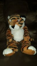 Russ Tickles the Bengal Tiger Large Stuffed Plush Bean Bag 16""