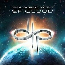 Epicloud by Devin Townsend/Devin Townsend Project (CD, Sep-2012, Inside Out...