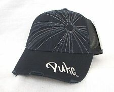 *DUKE UNIVERSITY* Trucker mesh Ball cap hat licensed embroidered OURAY sample