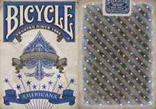 Bicycle Americana Blue Playing Cards - Limited Edition - SEALED