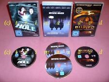 3 DVDs _Buried - Lebendig begraben & Mystic River & The Hole _Mehr Filme im SHOP