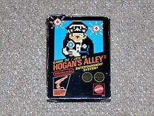 Hogan's Alley Nintendo NES Complete in Box Canadian Variant