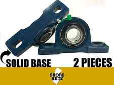 "(2 PIECES) 1-1/4"" Pillow Block Bearing, UCP206-20 Solid Base P206"
