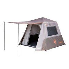 New Coleman Instant Up 4 Person Outdoor Camping & Hiking Full Fly Tent