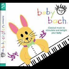 Baby Einstein: Baby Bach by Baby Einstein (NEW CD, May-2002, Buena Vista Disney)