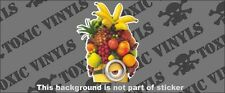 MINION peeper Car Sticker  fun decal bomb JDM VW JAP DRIFT EURO STICKER DECAL 03