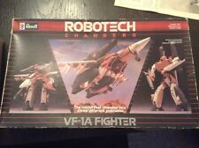 Revell Robotech Changers VF-1A Fighter 1/100 Scale Parts  Opened Parts Unused