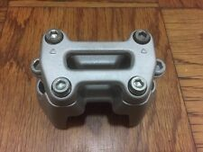 Ducati Monster 1100 796 OEM Handle Bar Riser Clamp Bracket.