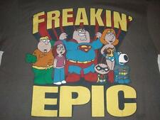Freakin Epic Family Guy Superfriends DC Comics Gray T-shirt Men's Medium used