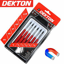 Professional 6 Piece Precision Torx Star Trx Screwdriver Set Phone Laptop Repair