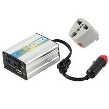 200W Auto Car Power Inverter USB Converter DC 12V To AC 220V - 240V Adapter SY