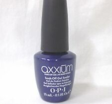 OPI Axxium Soak Off Sealer Top Coat Blue Bottle .5oz/15ml