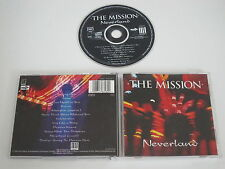 THE MISSION/NEVERLAND(DRAGNET 73+478318 2) CD ALBUM