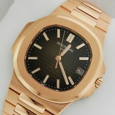Patek Philippe Nautilus Watch 5711/1R-001 Rose Gold UNWORN Box Ret: $51,000