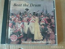 Beat The Drum   Songs Of Army & Navy Life   Past Times  CD