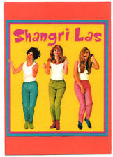 SHANGRI-LAS POSTER. Girl Groups, 60's Pop.
