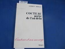 Borgal Cocteau poète de l'au-delà, l'auteur et son message...