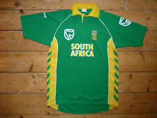 "Official South Africa  CRICKET Shirt XL 42-44"" South Africa  Cricket Jersey"