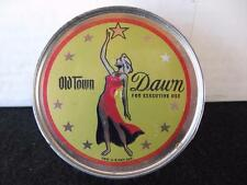 Vintage Old Town Dawn Typewriter Ribbon Tin Key Wind Never Opened~RARE FIND~