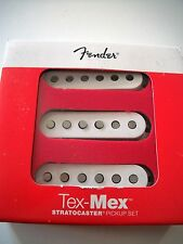New - SET Fender TEX - MEX STRATOCASTER for guitar Fender, Squier 0992131000