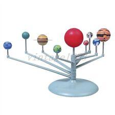 Sunlight Plastic Solar System Celestial Bodies Planets Model Educational Toys