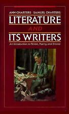 Literature and Its Writers: An Introduction to Fiction, Poetry, and Drama, Chart