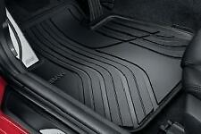 Genuine BMW 3 Series All-Weather Front Rubber Floor Mats 51472339778
