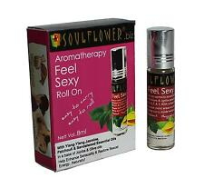 Soulflower Aromatherapy Feel Sexy Roll On