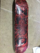 Signed Chris Cole skateboard deck
