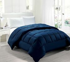 Down Alternative Comforter, Hypoallergenic, Anti-Dust Mite, Anti-Bacterial