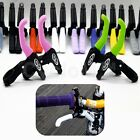 MOUNTAIN BIKE MTB DH BMX BRAKE LEVER GRIPS PROTECTOR COVER Fits Avid Shimano etc