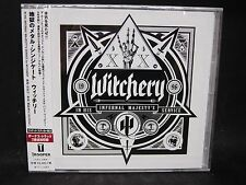 WITCHERY In His Infernal Majesty's Service + 2 JAPAN CD Arch Enemy The Haunted