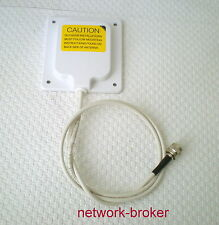 Cisco  AIR-ANT2460P-R 2.4 GHz, 6 dBi Patch Antenna w/RP-TNC Connector